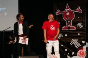 Paolo Franceschini ed Enrico Cibotto